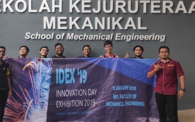 PETERA, UTM anjurkan IDeX'19 Bangunkan Teknik Reka Bentuk yang Cekap