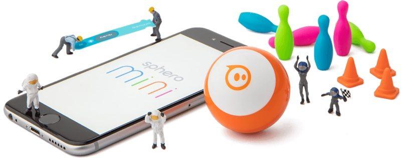 Sphero Launches Tiny $50 'Sphero Mini' Robotic Ball