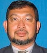prof zamri the dean of perdana school UTM