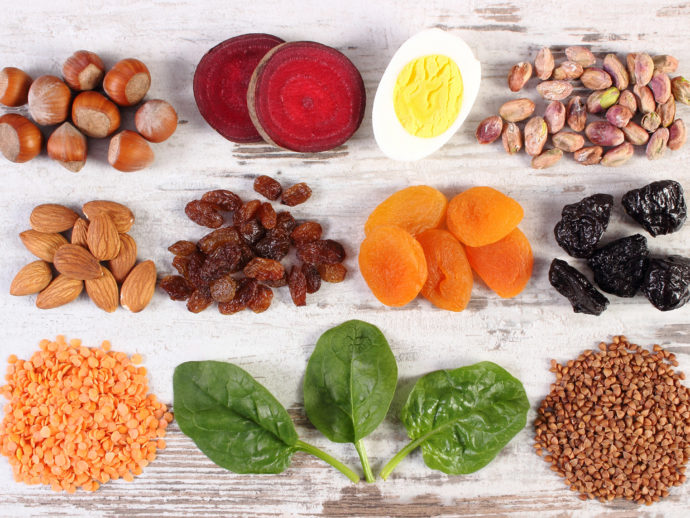 How to Increase Iron Deficiency