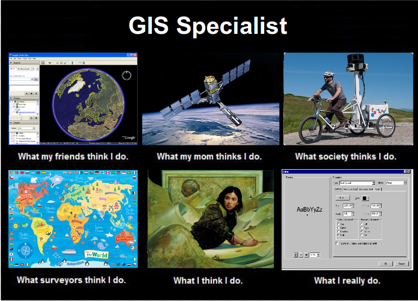 gis-specialist