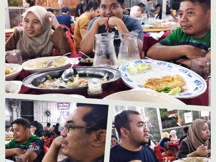 Ramadan Iftar with Multimedia Clan