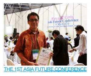 AFC Best Paper Award