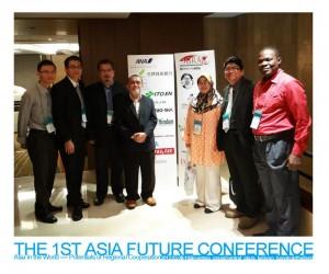 Delegates from UTM