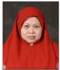 Biography | MADIHAH BINTI MD SALLEH ( PM DR )