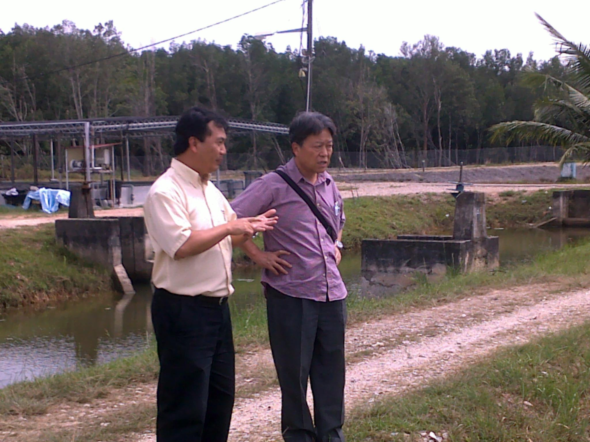 Ken Farm Sdn Bhd and Fisheries Research Institute (Seaweed Project