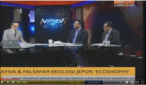 Malaysia & Falsafah Ekologi Jepun 'Ecoshophy'