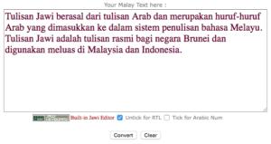 Learn Jawi Writing Online Muhalim Abu Mubassyir