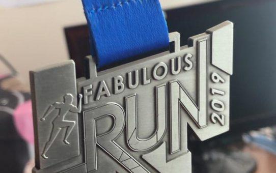 FABULOUS RUN [FUN RUN 5KM]