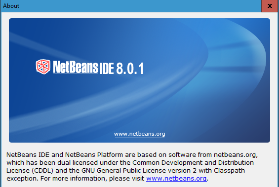 NetBeans IDE v8 and Apache Derby - a review | othmanyusop