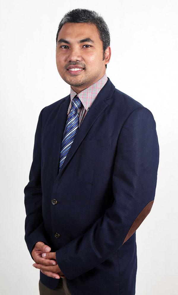 Dr. Sa'ardin Bin Abdul Aziz