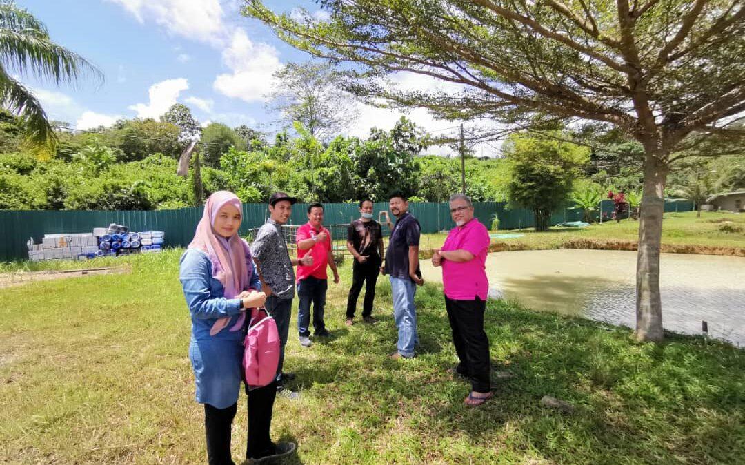 Projek Fertigasi Hulu Langat