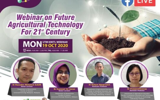 Online Global Classroom: Teaching Collaboration between UTM and KMITL, Thailand