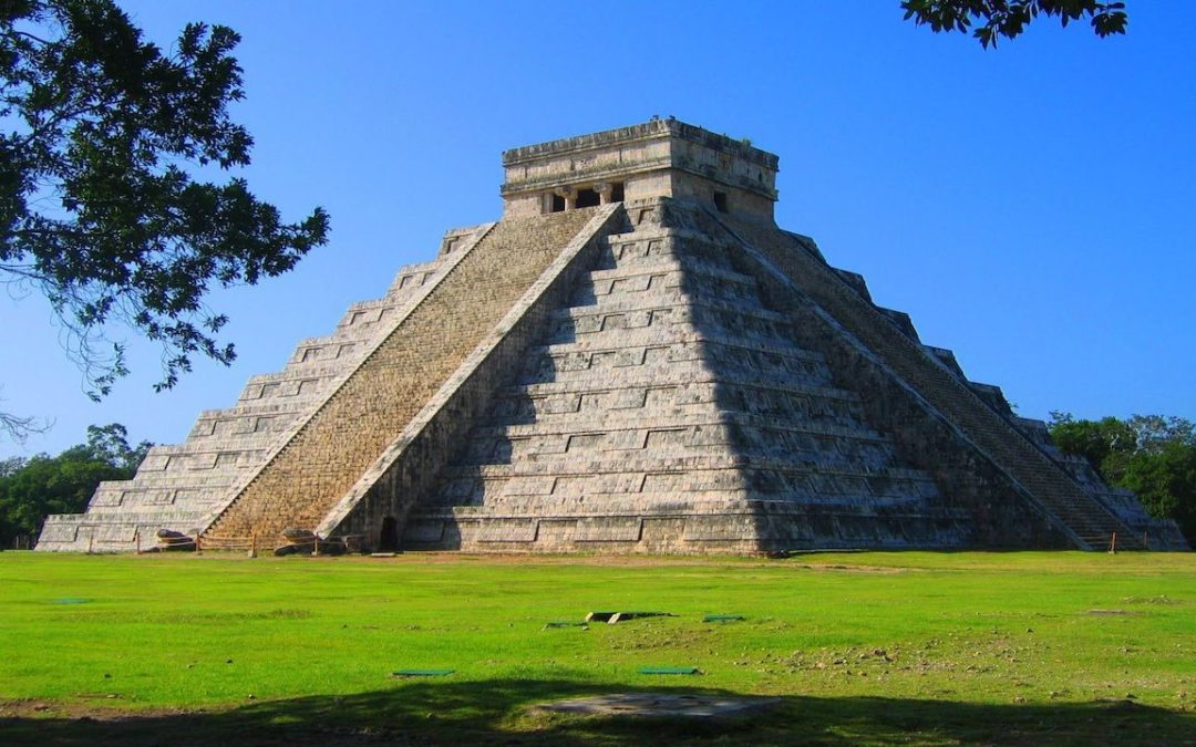 The Lost Kingdom of Maya
