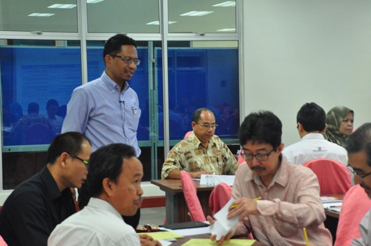 Seminar on Strategic Negotiation to UTM Top Management & Chemical Company of Malaysia Berhad Members