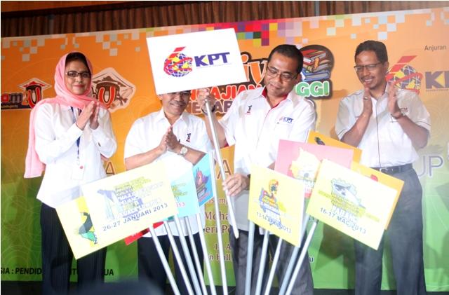 "The National Higher Education Carnival (KPTN) – ""Jom Masuk U"","
