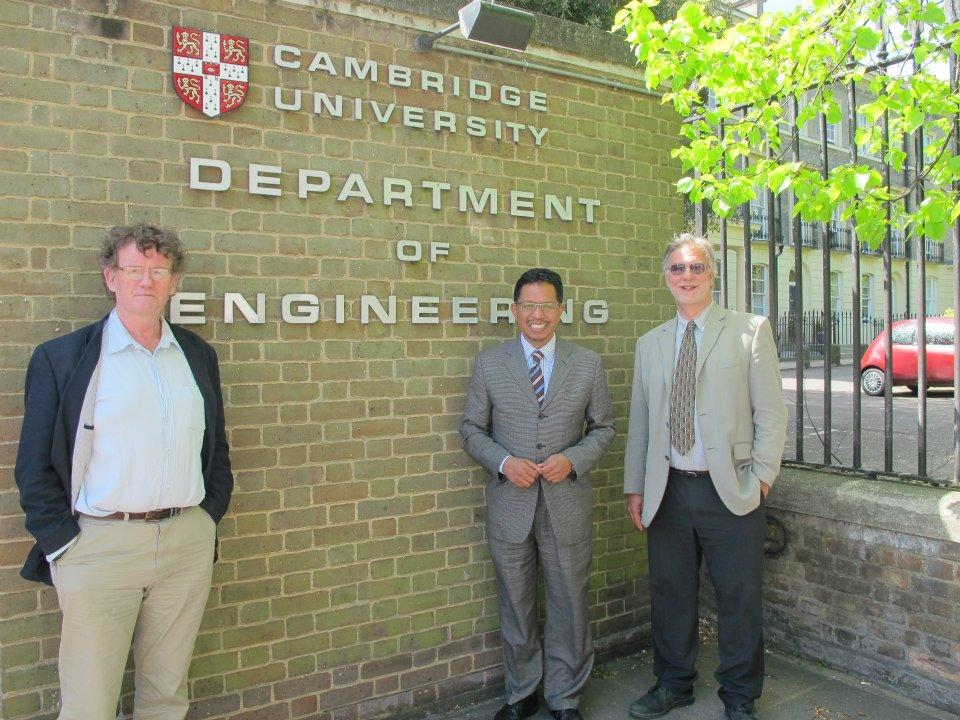 Visit University Cambridge, UK