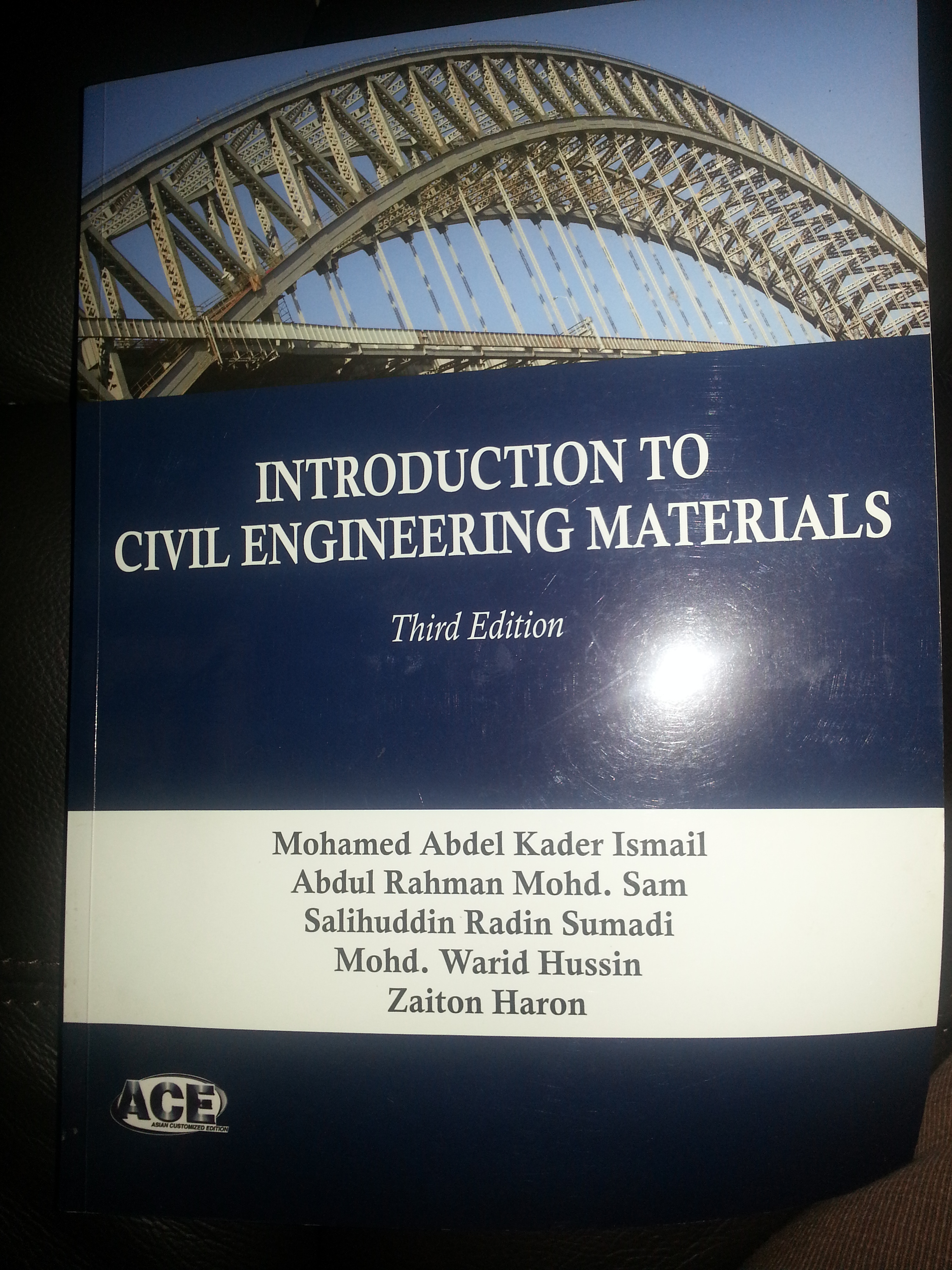 introduction of civil engineering materials