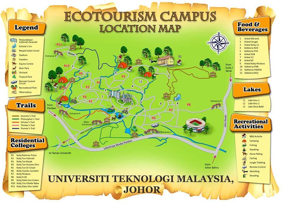 eco-tourism university