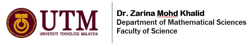 Dr. Zarina Hj. Mohd Khalid